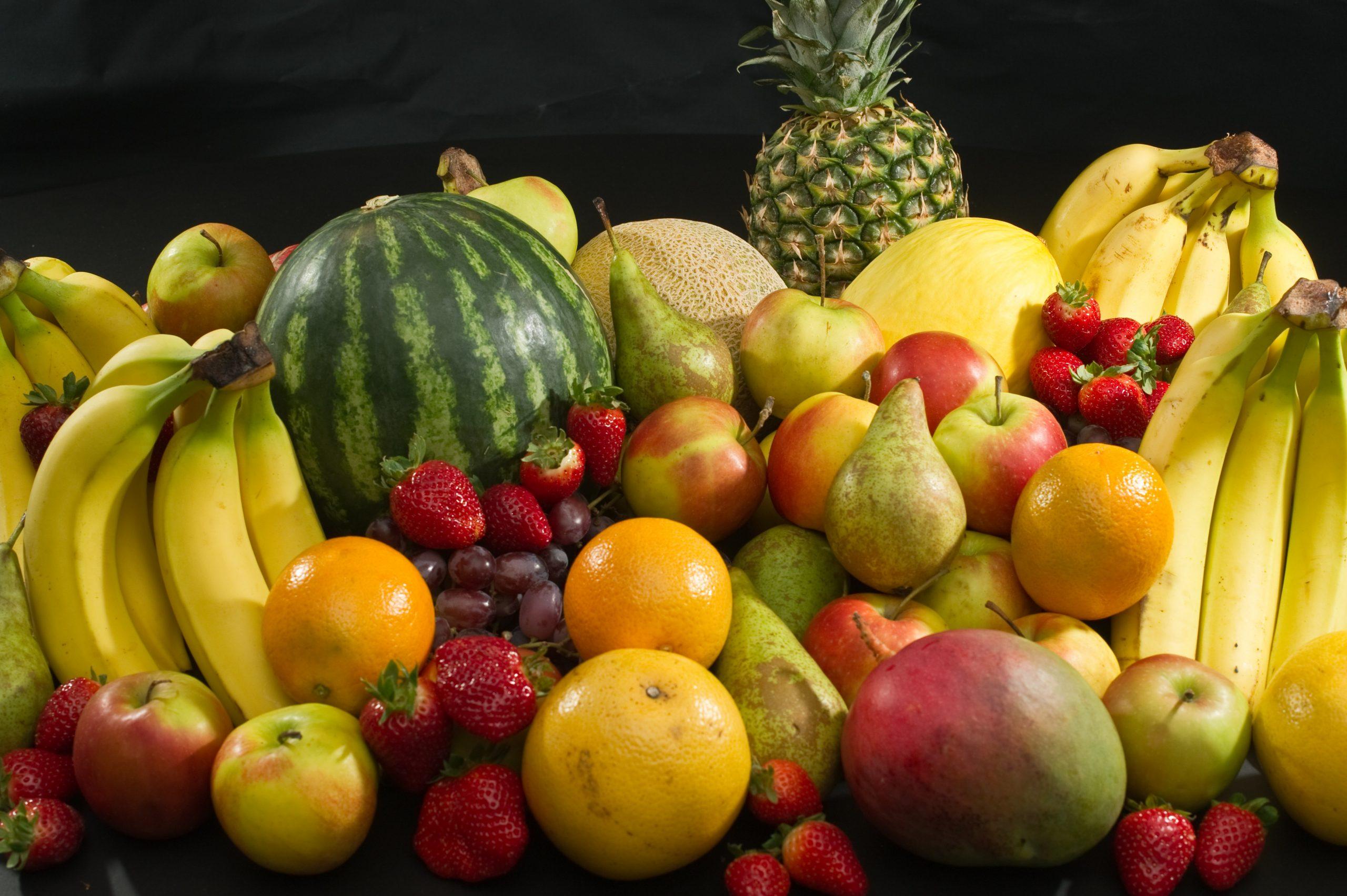 صادرات میوه به دبی