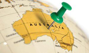صادرات به استرالیا