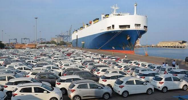 واردات خودرو از ترکیه