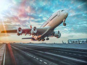 حمل و نقل هواپیمایی به روسیه