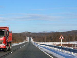 مسیرهای حمل و نقل زمینی بین ایران و روسیه