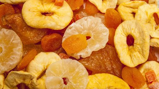 صادرات میوه خشک به عراق