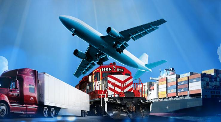 شرکت حمل و نقل بین المللی چین