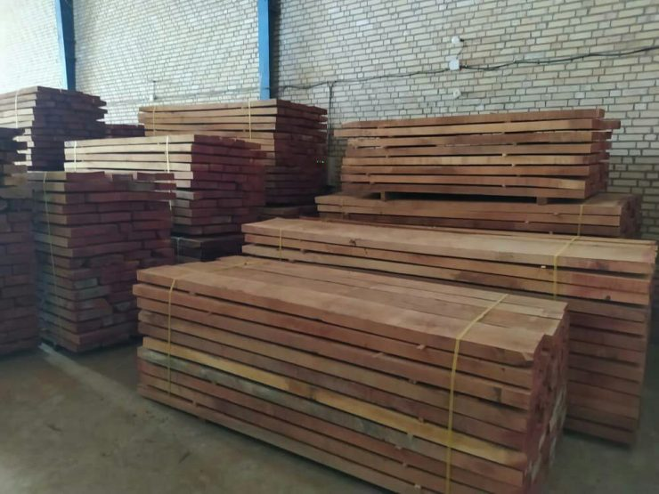 واردات چوب راش از ترکیه